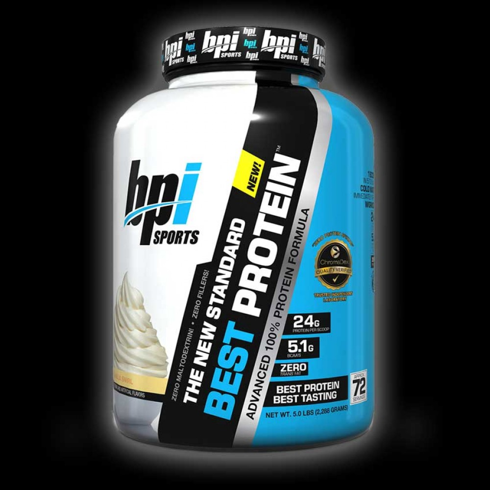 BPI Best Protein 5 lb Whey