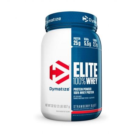 Dymatize Nutrition Elite 100% Whey Protein - 2 lbs
