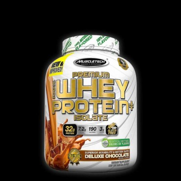 MT 100% Premium Whey+ Isolate 3lb Chocolate
