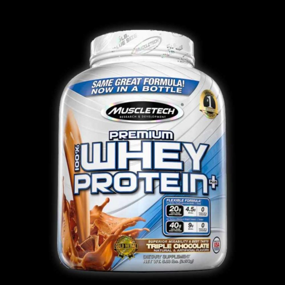 MT 100% Premium Whey+ 5lb Chocolate