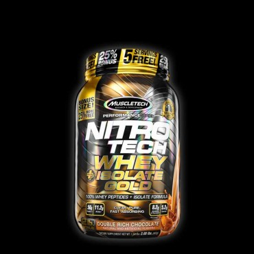 MT NitroTech WHEY+ ISOLATE Gold 2lb