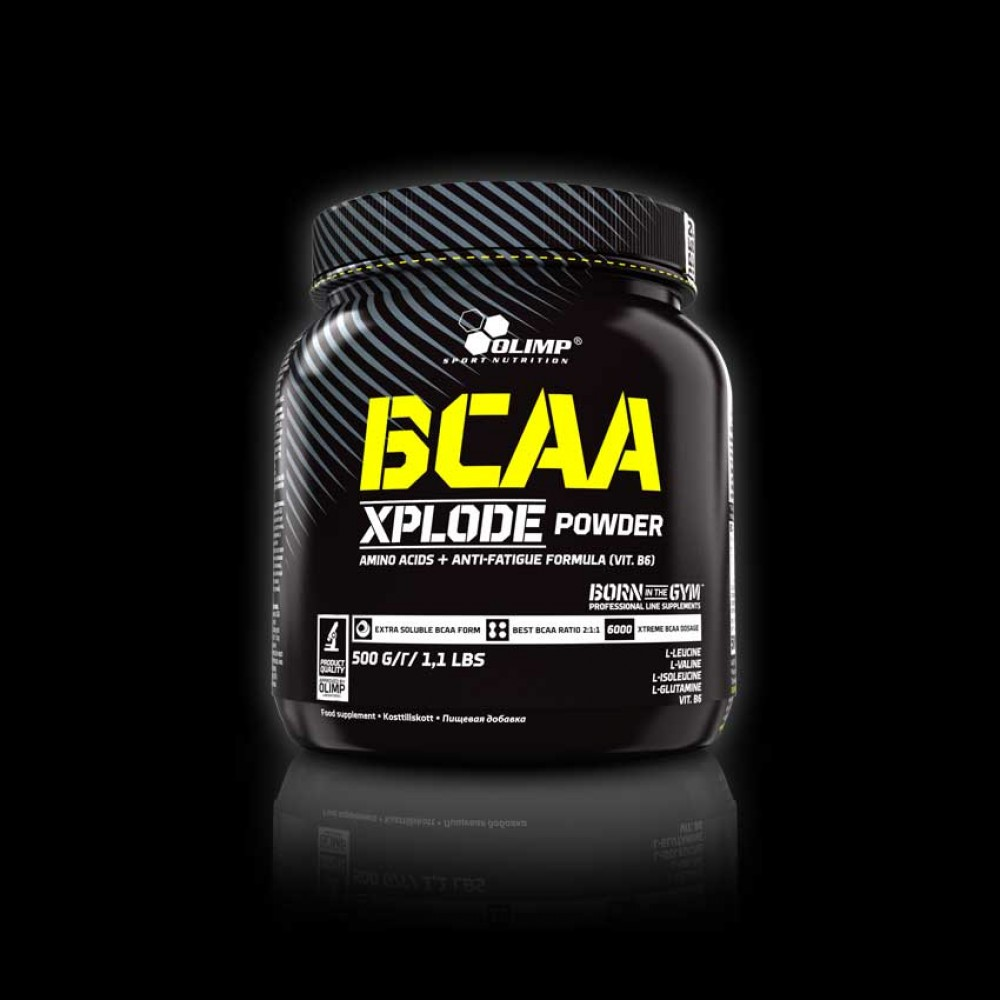 OLIMP BCAA XPLODE COLA 500g (50 serv)
