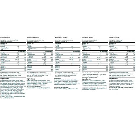 Optimum Nutrition 100% Whey Gold Standard 5lb
