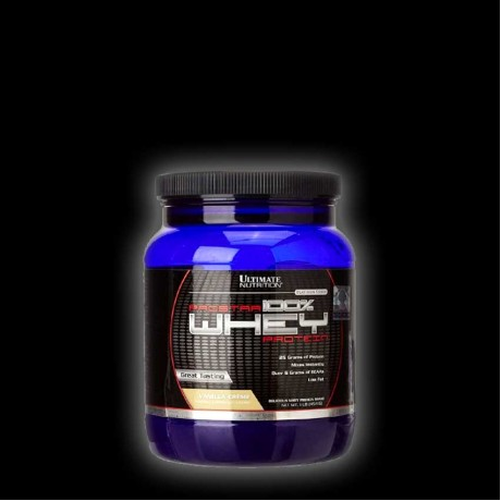 Ultimate PROSTAR Whey 1lb