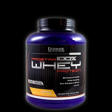 Ultimate PROSTAR Whey 5.28lb