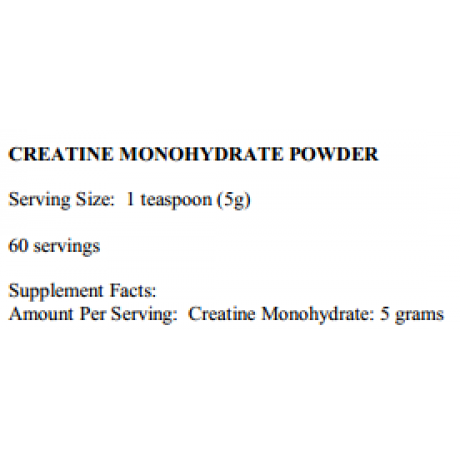 Ultimate Creatine powder 300g