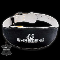 Bear Gear 6″ Weightlifting Belt (Split Leather)