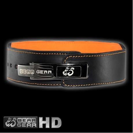 BEARGEAR Lever Belt Black Edition 8mm