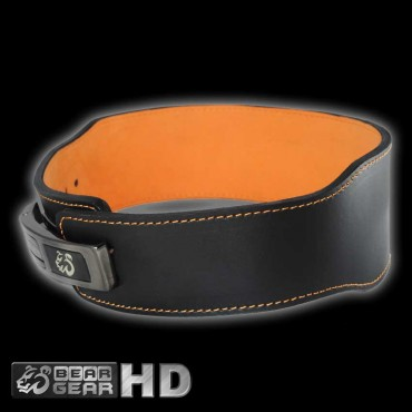 BEARGEAR Lever Belt Black Edition 8mm
