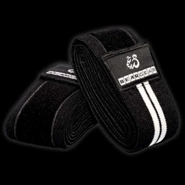 Bear Gear Weightlifting Knee Wraps (Regular)