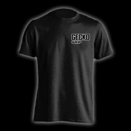 Bear Gear Gecko T-shirt Black